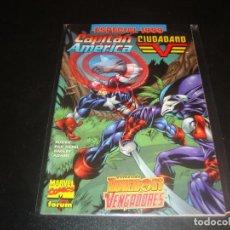 Cómics: ESPECIAL 1999 CAPITAN AMERICA CIUDADANO V. Lote 223301086