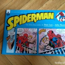 Cómics: SPIDERMAN LOS DAILY STRIPS - TIRAS DE PRENSA Nº 6. Lote 223332821