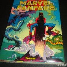 Cómics: MARVEL FANFARE (4 NÚMEROS COMPLETA). Lote 223335567