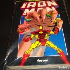 Cómics: IRON MAN OBRA COMPLETA. Lote 223340972