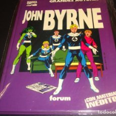 Cómics: GRANDES AUTORES JOHN BYRNE. Lote 223341378