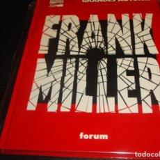 Cómics: GRANDES AUTORES FRANK MILLER. Lote 223341595