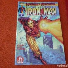 Cómics: IRON MAN VOL. 4 Nº 1 HEROES RETURN ( BUSIEK CHEN ) ¡BUEN ESTADO! MARVEL FORUM. Lote 223356043