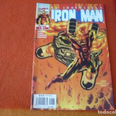 Cómics: IRON MAN VOL. 4 Nº 5 HEROES RETURN ( BUSIEK CHEN ) ¡BUEN ESTADO! MARVEL FORUM. Lote 223356508