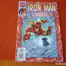 Cómics: IRON MAN VOL. 4 Nº 10 ( BUSIEK CHEN ) ¡BUEN ESTADO! MARVEL FORUM. Lote 223356781