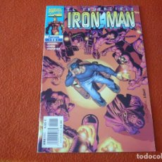 Cómics: IRON MAN VOL. 4 Nº 11 ( BUSIEK CHEN ) ¡BUEN ESTADO! MARVEL FORUM. Lote 223356878