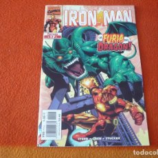 Cómics: IRON MAN VOL. 4 Nº 17 ( BUSIEK CHEN ) MARVEL FORUM. Lote 223356932