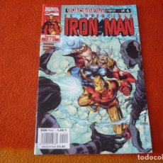 Cómics: IRON MAN VOL. 4 Nº 22 ( BUSIEK CHEN ) ¡BUEN ESTADO! MARVEL FORUM. Lote 223357048
