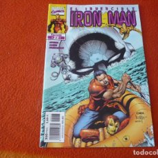 Cómics: IRON MAN VOL. 4 Nº 23 ( STERN CHEN ) ¡BUEN ESTADO! MARVEL FORUM. Lote 223357183