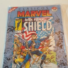 Cómics: COMIC CLASICOS MARVEL N° 5 NICK FURY AGENT OF SHIELD FORUM. Lote 223389637