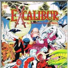 Cómics: EXCALIBUR POR CHRIS CLAREMONT Y ALAN DAVIS. COLECCION PRESTIGIO NUMERO 1. Lote 223393155