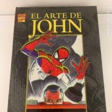 Cómics: EL ARTE DE JOHN ROMITA. Lote 223427892