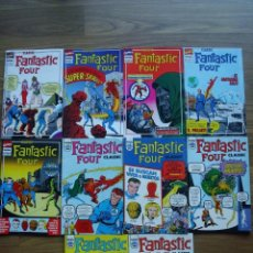 Comics : CLASSIC FANTASTIC FOUR Nº 1 AL 10 COLECCIÓN COMPLETA (SÓLO FALTA EL 11) (1,2,3,4,5,6,7,8,9,10). Lote 223428952
