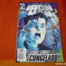 Cómics: IRON MAN VOL. III 3 Nº 8 ( KAVANAGH ) ¡BUEN ESTADO! MARVEL FORUM EL HOMBRE DE HIERRO. Lote 223442897