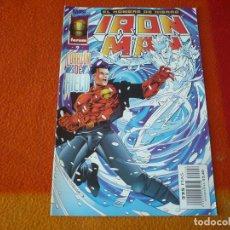 Cómics: IRON MAN VOL. III 3 Nº 9 ( KAVANAGH ) ¡BUEN ESTADO! MARVEL FORUM EL HOMBRE DE HIERRO. Lote 223442986