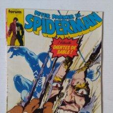 Cómics: SPIDERMAN 168 PRIMERA EDICION-FORUM. Lote 223480825