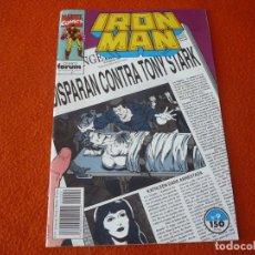 Cómics: IRON MAN VOL. 2 Nº 9 ( MICHELINIE ) ¡BUEN ESTADO! MARVEL FORUM. Lote 223481022
