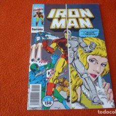 Cómics: IRON MAN VOL. 2 Nº 11 ( MICHELINIE ) ¡BUEN ESTADO! MARVEL FORUM. Lote 223481427