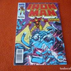 Cómics: IRON MAN VOL. 2 Nº 12 ( MICHELINIE PAUL SMITH ) ¡BUEN ESTADO! MARVEL FORUM. Lote 223481568