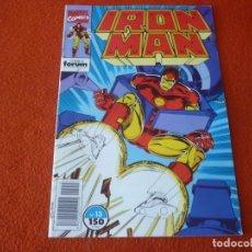Cómics: IRON MAN VOL. 2 Nº 13 ( MICHELINIE ) ¡BUEN ESTADO! MARVEL FORUM. Lote 223481686