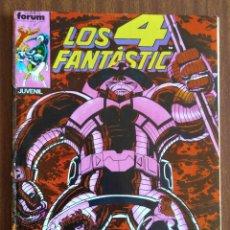 Cómics: LOS 4 FANTASTICOS Nº 46 - COMICS FORUM. Lote 223485741