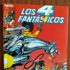 Cómics: LOS 4 FANTASTICOS Nº 47 - COMICS FORUM. Lote 223485893
