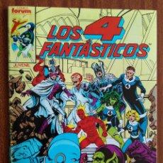 Cómics: LOS 4 FANTASTICOS Nº 48 - COMICS FORUM. Lote 223486187