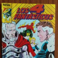 Cómics: LOS 4 FANTASTICOS Nº 49 - COMICS FORUM. Lote 223486353