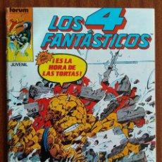 Cómics: LOS 4 FANTASTICOS Nº 50 - COMICS FORUM. Lote 223486555