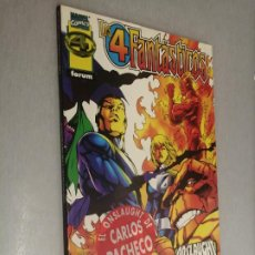 Comics : LOS 4 FANTASTICOS : ONSLAUGHT ESPECIAL 4F ¡ ONE SHOT 96 PAGINAS ! MARVEL - FORUM. Lote 223496736