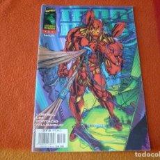 Cómics: IRON MAN HEROES REBORN Nº 1 ( LEE ) ¡BUEN ESTADO! FORUM MARVEL. Lote 223550890