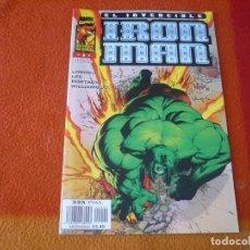 Cómics: IRON MAN HEROES REBORN Nº 2 ( LEE ) ¡BUEN ESTADO! FORUM MARVEL. Lote 223550951