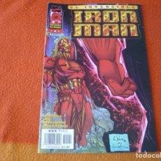 Cómics: IRON MAN HEROES REBORN Nº 4 ( LEE ) ¡BUEN ESTADO! FORUM MARVEL. Lote 223551077