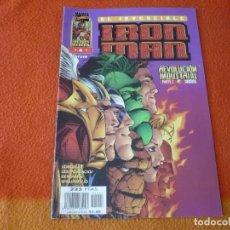 Cómics: IRON MAN HEROES REBORN Nº 6 ( LEE ) ¡BUEN ESTADO! FORUM MARVEL REVOLUCION INDUSTRIAL. Lote 223551237