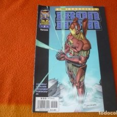 Cómics: IRON MAN HEROES REBORN Nº 7 ( LEE ) ¡BUEN ESTADO! FORUM MARVEL. Lote 223551327