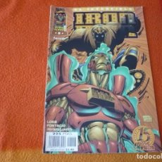 Cómics: IRON MAN HEROES REBORN Nº 8 ( LOEB ) ¡BUEN ESTADO! FORUM MARVEL. Lote 223551366