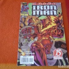 Cómics: IRON MAN HEROES REBORN Nº 9 ( LOEB ) ¡BUEN ESTADO! FORUM MARVEL. Lote 223551420