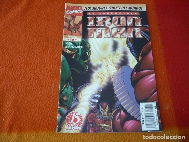 IRON MAN HEROES REBORN Nº 10 ( LOEB ) ¡BUEN ESTADO! FORUM MARVEL (Tebeos y Comics - Forum - Iron Man)