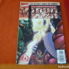 Comics: IRON MAN HEROES REBORN Nº 10 ( LOEB ) ¡BUEN ESTADO! FORUM MARVEL. Lote 223551458