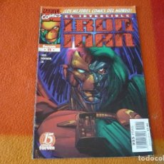 Comics: IRON MAN HEROES REBORN Nº 11 ( LOEB ) ¡BUEN ESTADO! FORUM MARVEL. Lote 223551511