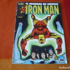 Cómics: IRON MAN VOL. 1 Nº 35 ( BOB HARRAS ) FORUM MARVEL HOMBRE DE HIERRO. Lote 223564941