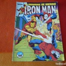 Cómics: IRON MAN VOL. 1 Nº 37 FORUM MARVEL HOMBRE DE HIERRO. Lote 223565011