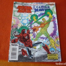 Fumetti: IRON MAN VOL. 1 Nº 51 CAPITAN MARVEL TWO-IN-ONE ( MACKIE STARLIN ) FORUM. Lote 223565641