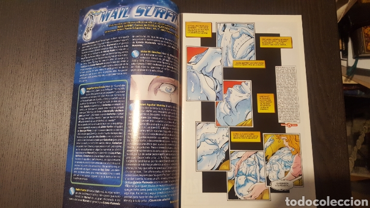 Cómics: Comic - ESTELA PLATEADA (Silver Surfer) NUMERO 14 (1997-1999) - FORUM - Foto 3 - 223588495