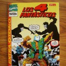Comics : LOS 4 FANTÁSTICOS VOL. 1 EXTRA OTOÑO 1994 (FORUM). Lote 223594562