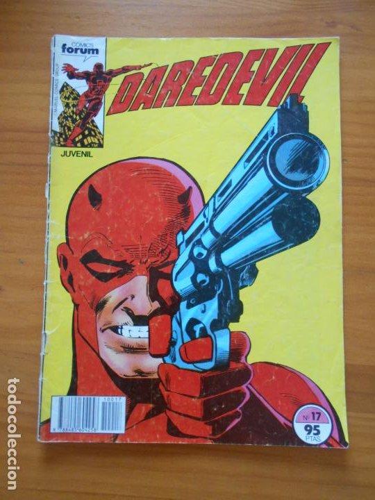 DAREDEVIL Nº 17 - VOLUMEN 1 - MARVEL - FORUM - LEER DESCRIPCION (L) (Tebeos y Comics - Forum - Daredevil)