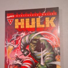 Comics: BIBLIOTECA MARVEL HULK N° 2. Lote 223634462