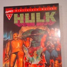 Comics: BIBLIOTECA MARVEL HULK N° 4. Lote 223634803