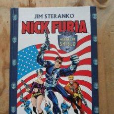 Cómics: NICK FURIA AGENTE DE SHIELD (FORUM) - POR JIM STERANKO - 2000. Lote 223650908