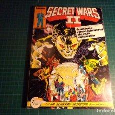 Cómics: SECRET WARS. RETAPADO. CONTIENE LOS NUMEROS 21 AL 25. (S3). Lote 223658012